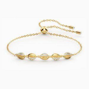 Swarovski bracelet shell cowrie bracelet